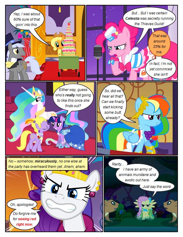 Ponies React