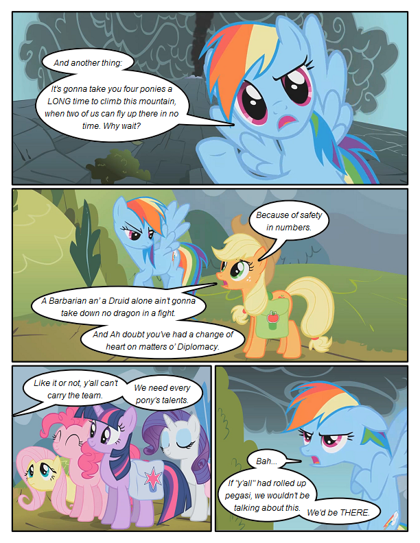 Pony Type Logistics