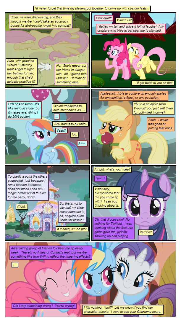 More Pony Feats