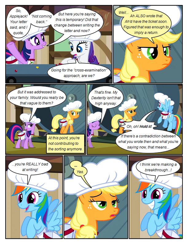 Pegasus Wrong